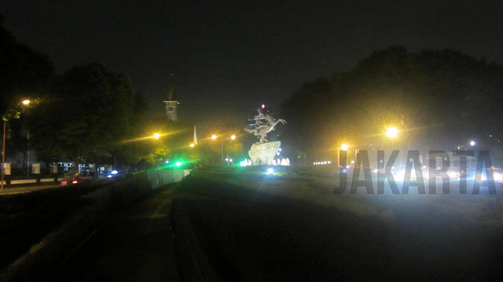 Jakarta City Night